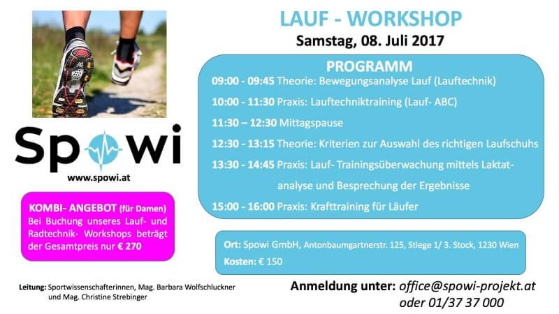 LaufWorkshop